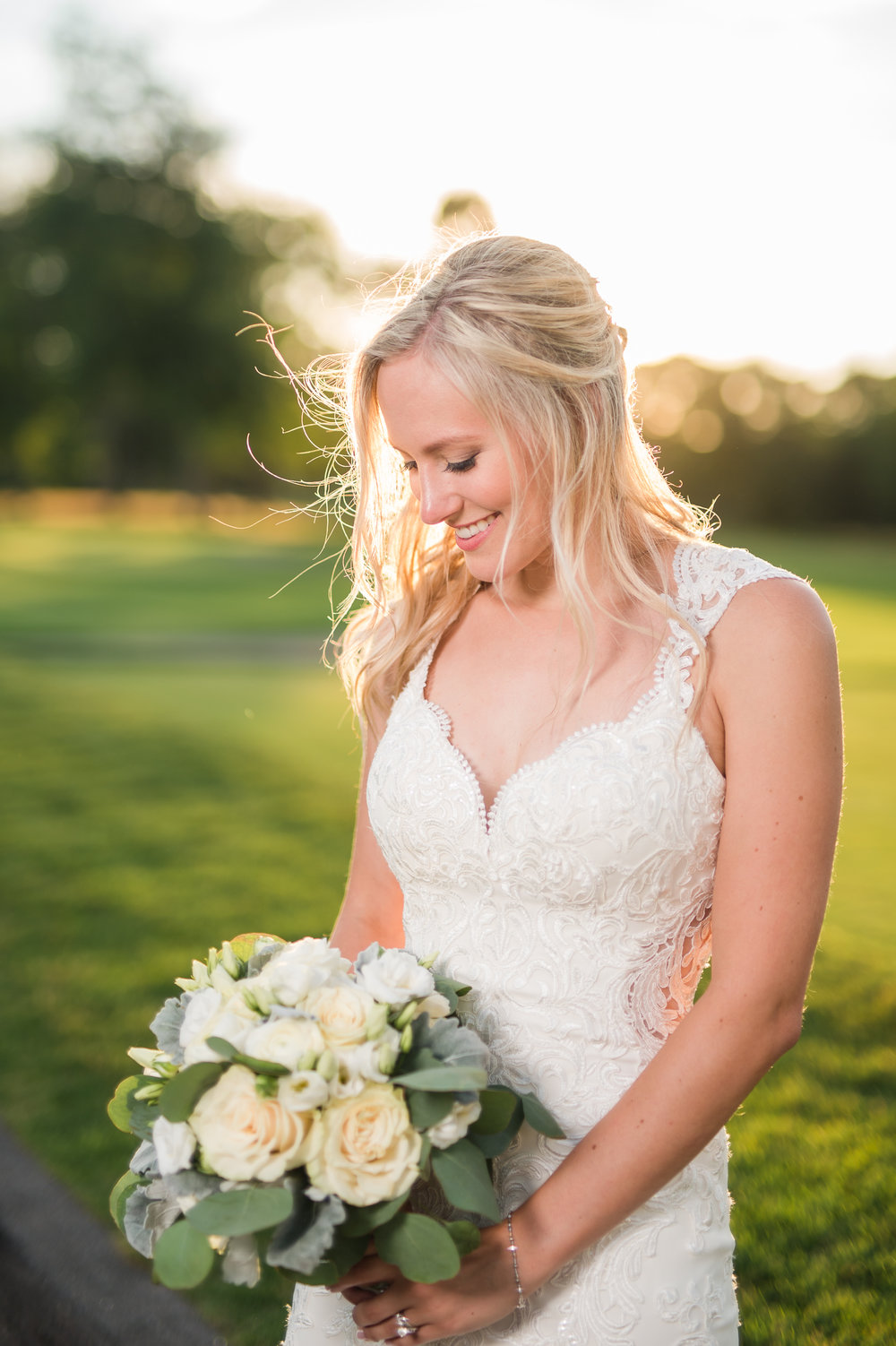 New Hampshire Bride Floral Bouquet | Mike Sears Photography