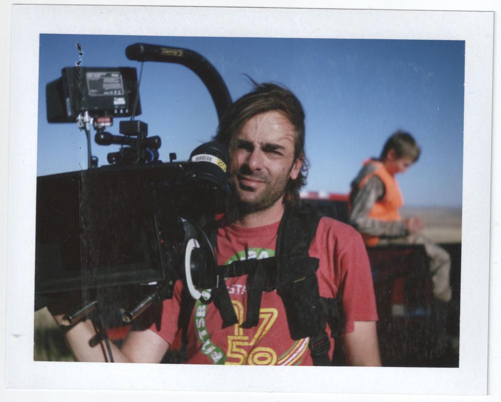 Federico Cesca, director of photography