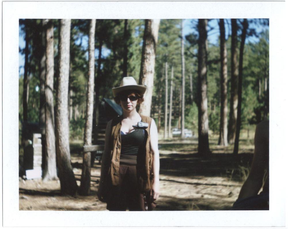 Laura Moss, production designer