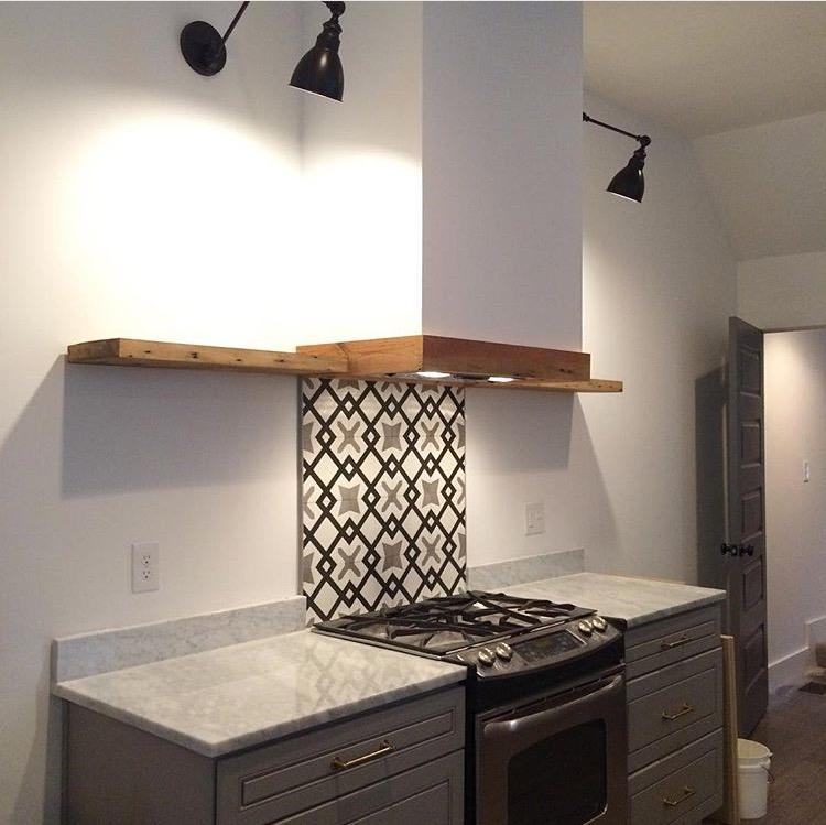flipper tricks how to finish off tile edges dwelling studio. Black Bedroom Furniture Sets. Home Design Ideas