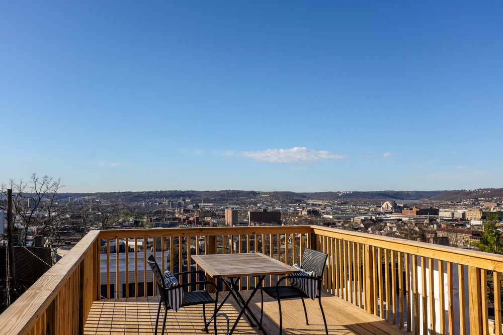 Rooftop Deck to Add Value to Home
