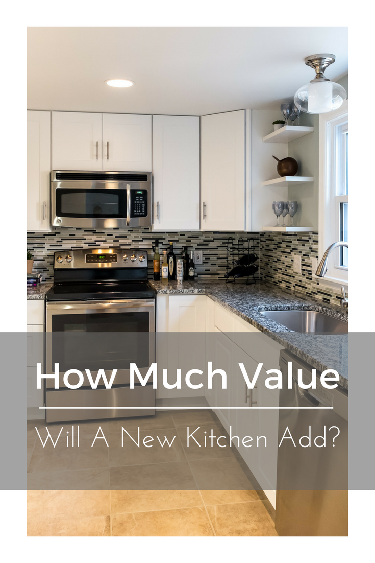 How Much Value Will A New Kitchen Add