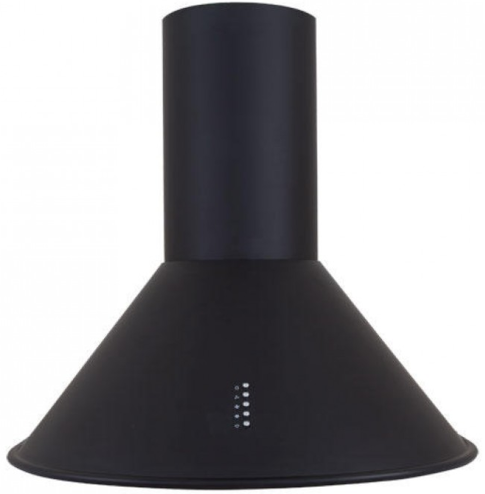 "30"" PROVENCE SERIES WALL-MOUNT BLACK RANGE HOOD - 600 CFM Signature Hardware"