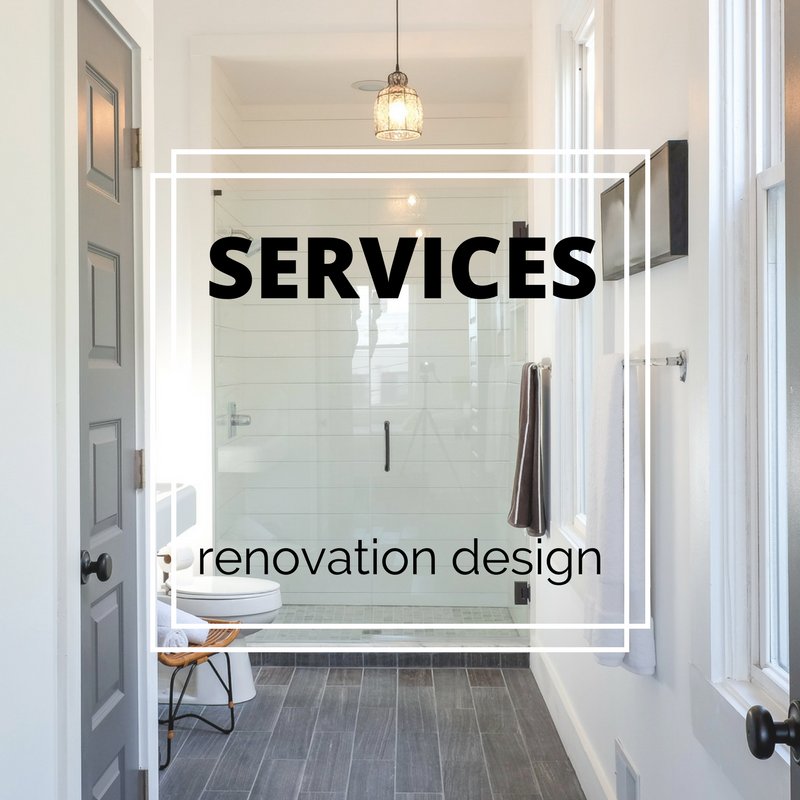 REnovation design services