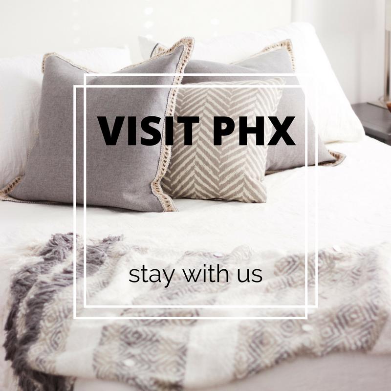 Airbnb in Phoenix Cozy Cactus