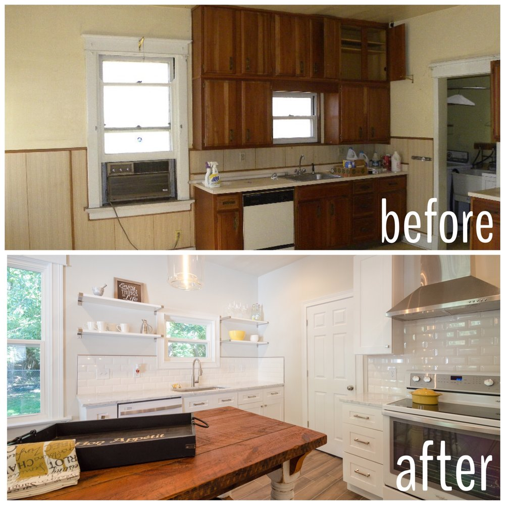 Design Services Before & After FlippinWendy