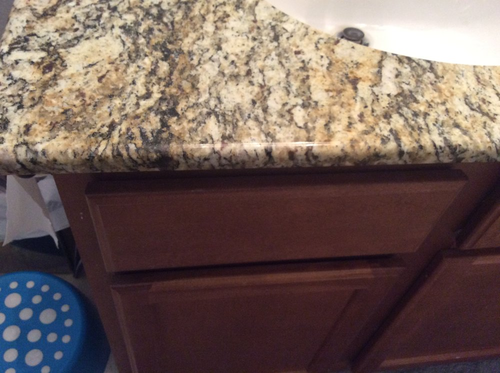 Granite that must die