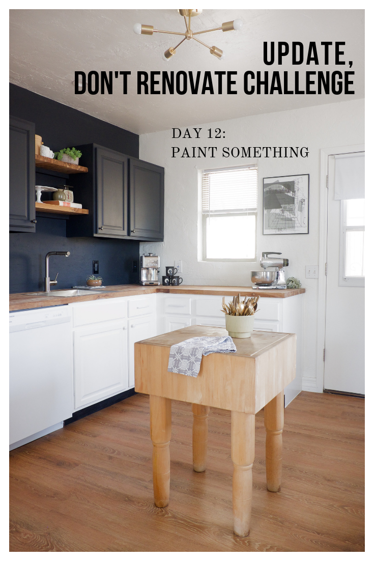 Update Don't Renovate Challenge DAY 12: paint something