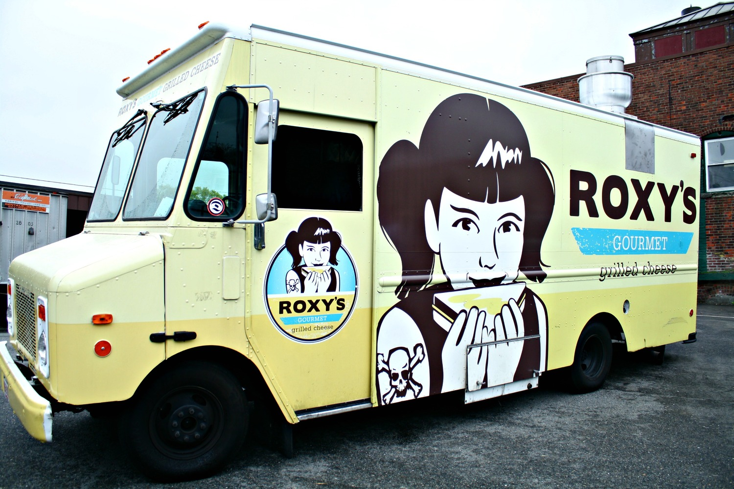 Roxys Grilled Cheese