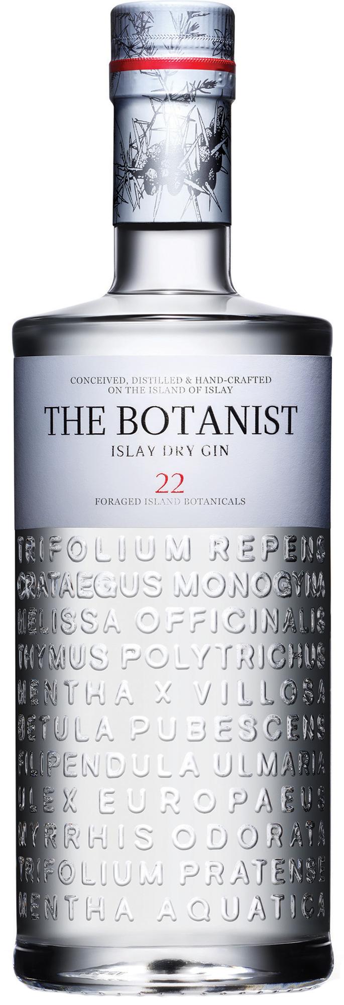 Bruichladdich Botanist Bottle