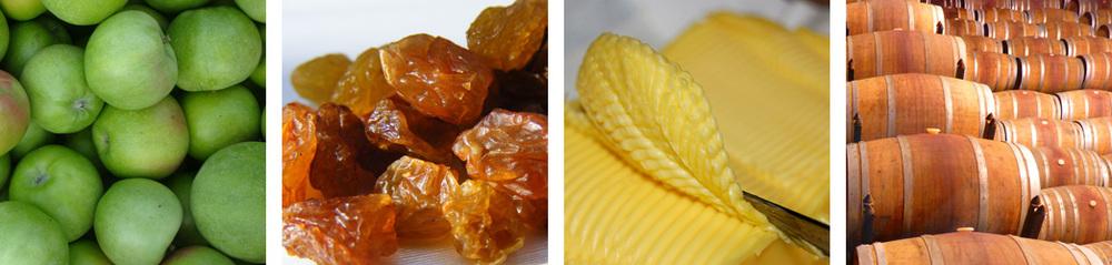 Apple / Raisin / Butter / Tannin