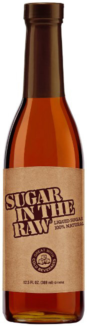 Sugar in the Raw makes a great pre-made simple syrup.