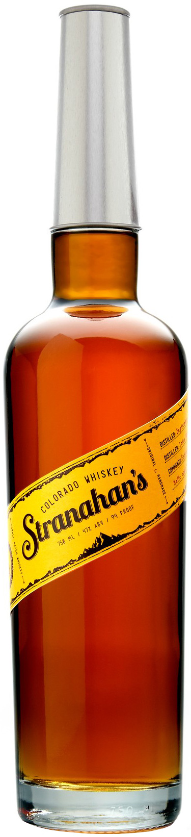 stranahans bottle