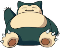 Love you Snorlax, but you gotta to go!