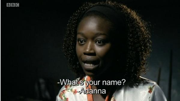 Uh..no, that's my name...? She done stole my name!