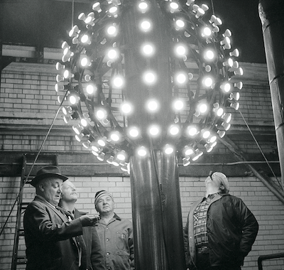 A Ball of a Time: A History of the New Year's Eve Ball Drop