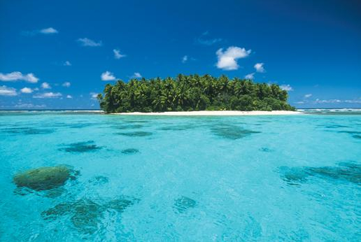 When Island Nations Drown, Who Owns Their Seas?