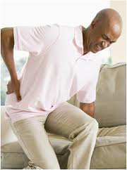 Sciatica can cause severe low back pain