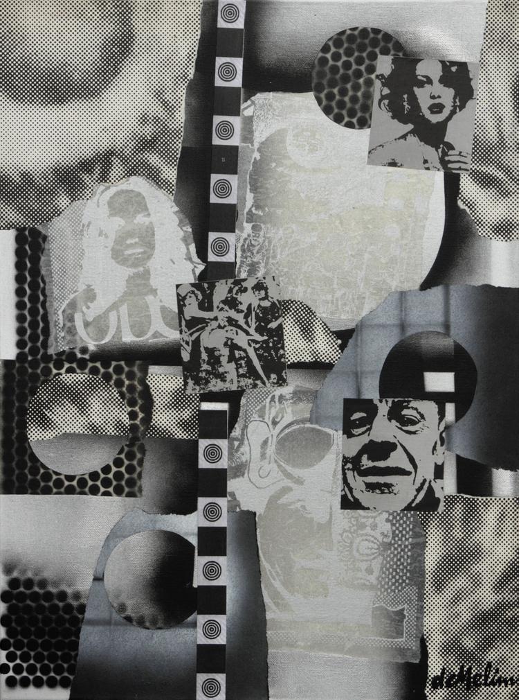 John DeMelim — Candita Clayton Gallery