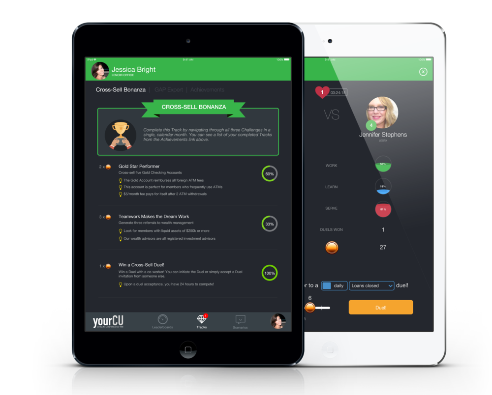 Engage Employees - Dynamic leaderboards, real-time feedback, and instant access to training motivate employees to continuously learn, improve, and stay engaged.