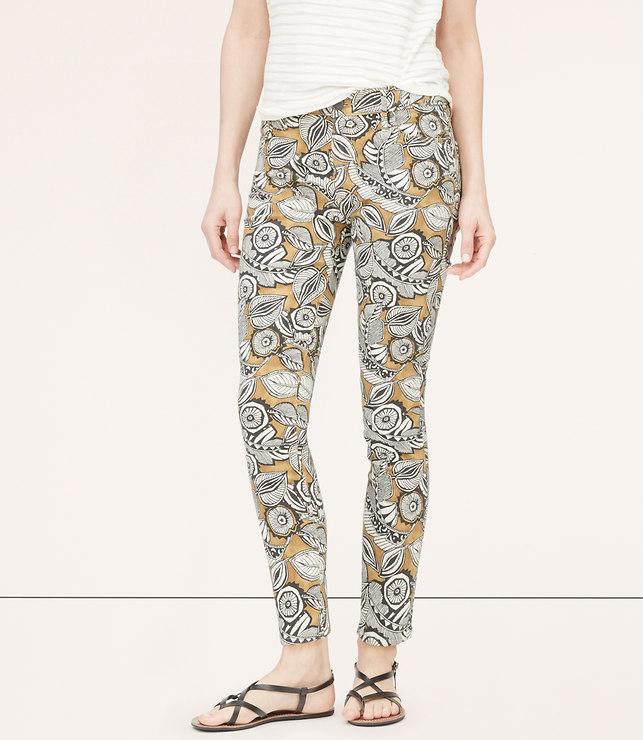 LOFT Floral Jeans.jpeg