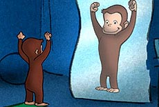 Carry yourself with the confidence of Curious George. You got this.