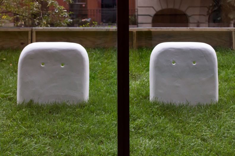 Two Partially Buried Sinks, Robert Gober (1986). Image Courtesy of Arts Summary.