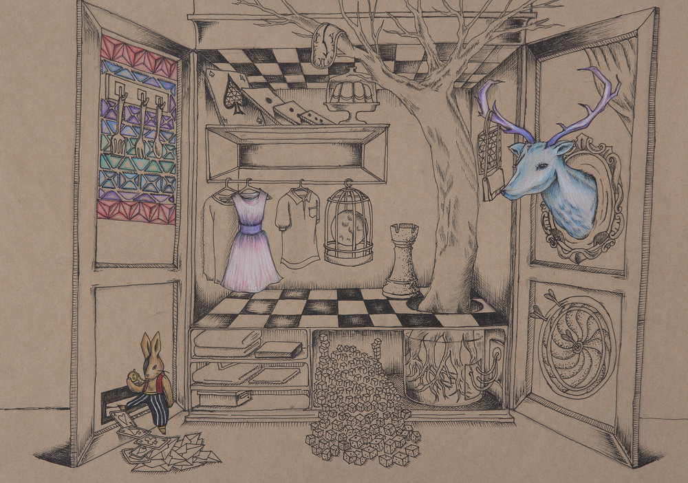 """Closet"" by Jenn Moon"
