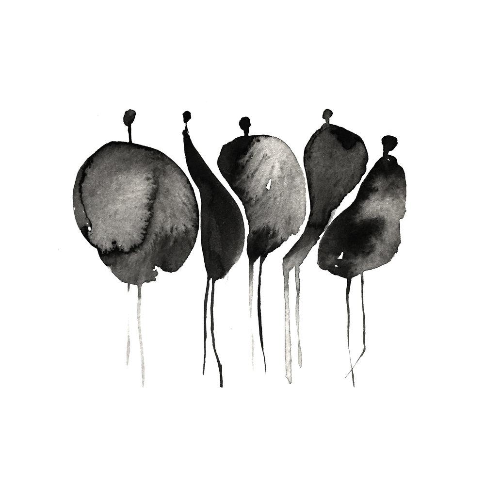 """"""" 5 Arguments """" by Qianqian Ye"""