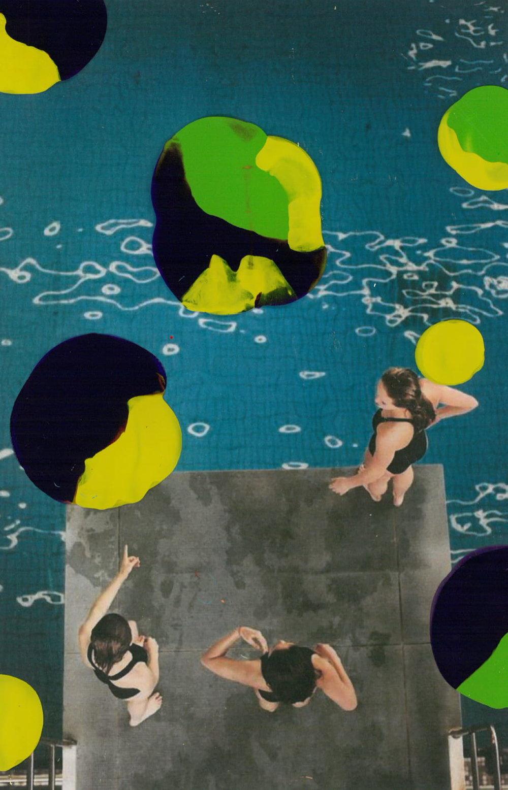 """"""" Jump """" by Chloe Kang"""