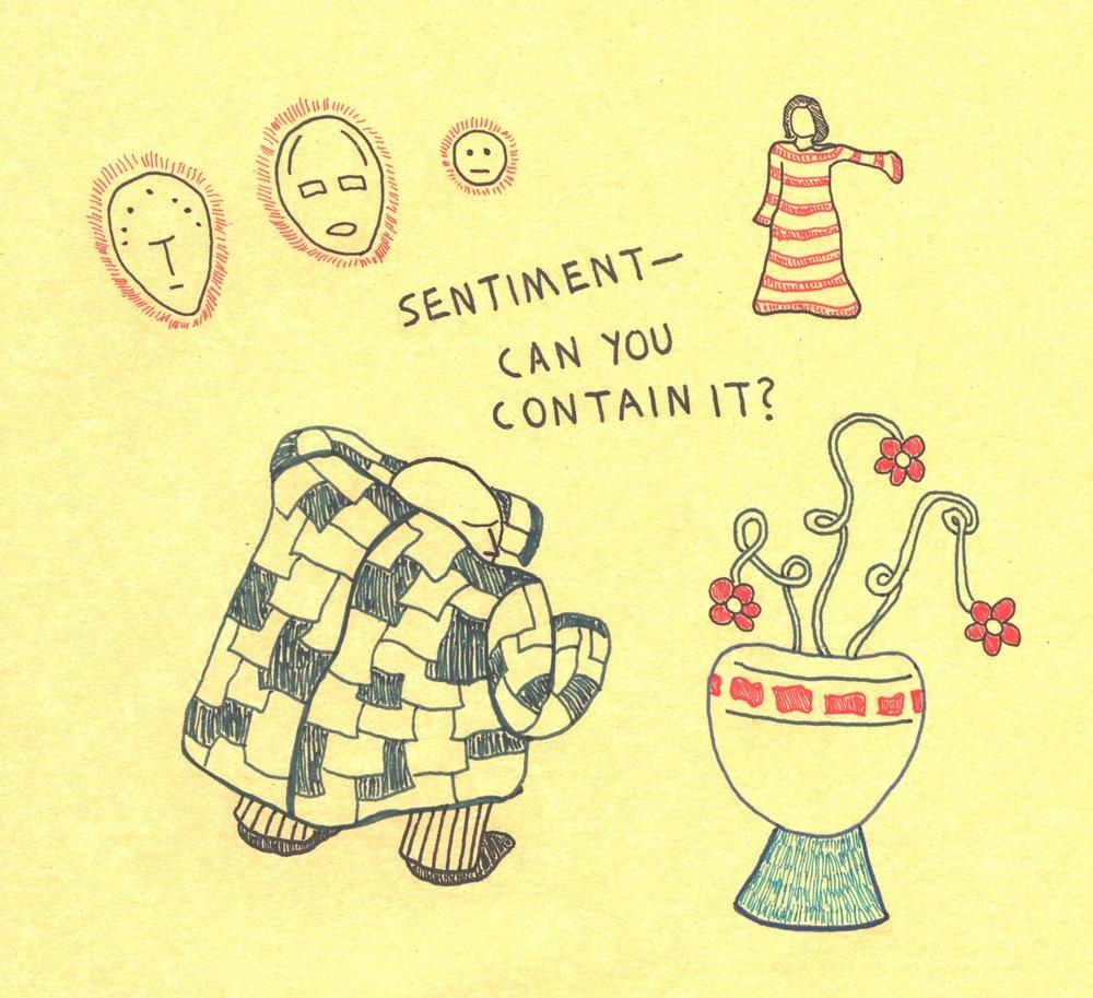 """ Sentiment "" by Joe DeLong"