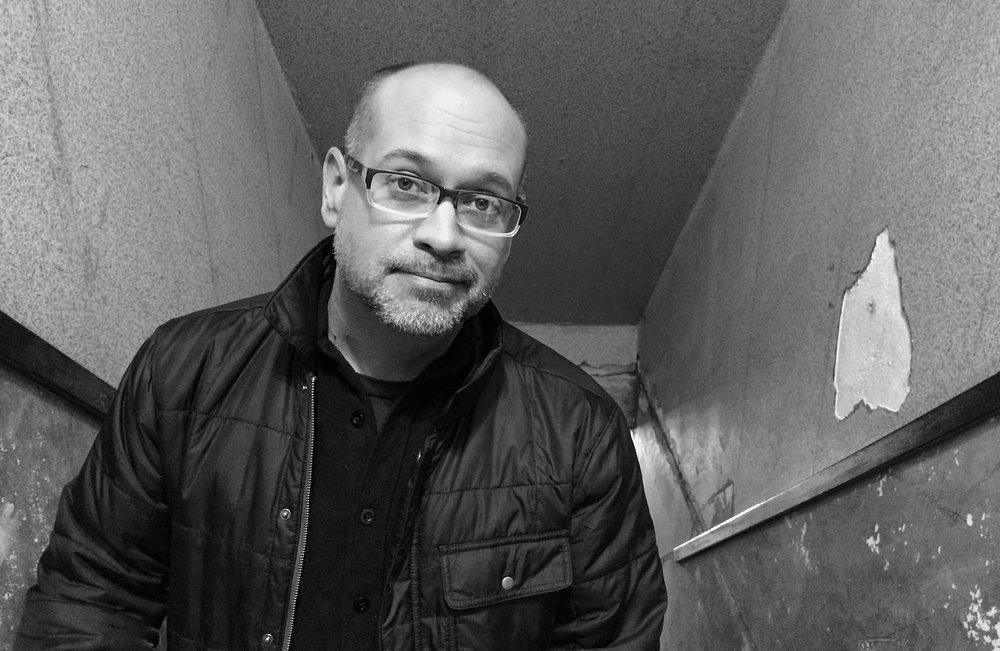 Aaron Smith, author of  Primer  (Pitt Poetry Series, 2016).