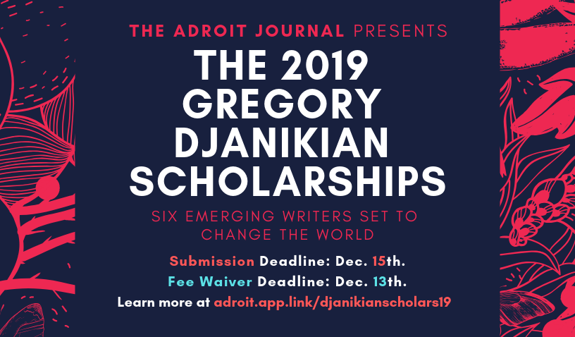 The 2019 Gregory Djanikian Scholarships.png