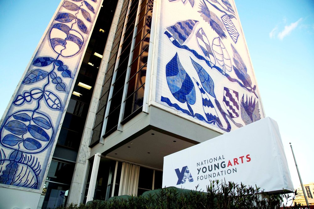 National YoungArts Foundation.