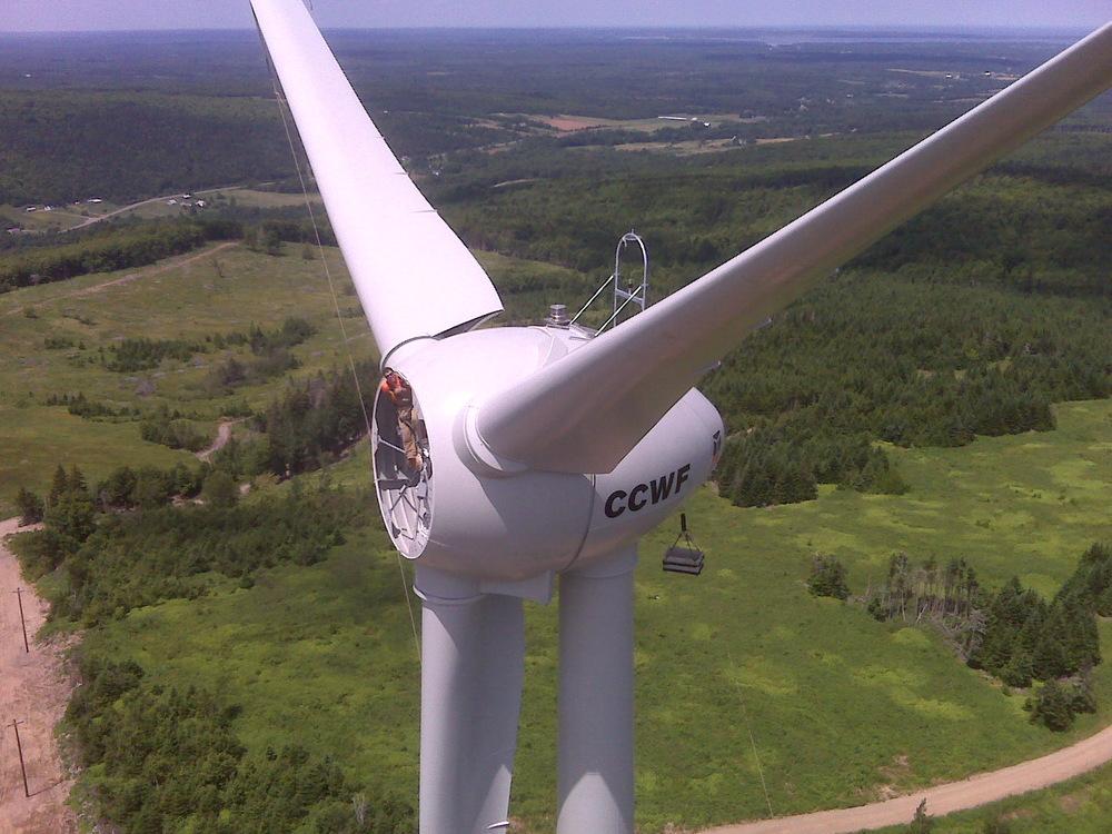 Colchester Cumberland Community Wind - Nova Scotia