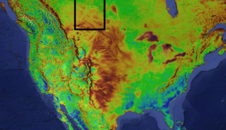 Source: IRENA Global Atlas & 3TIER Global Wind Resource Data