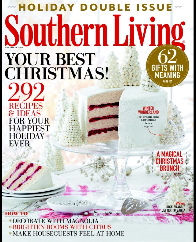 ANNECHOVIE IN SOUTHERN LIVING GIFT GUIDE