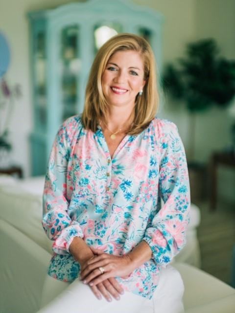 Anne Harwell McElhaney - Artist & Founder of Annechovie   Photo - Jeremy Harwell