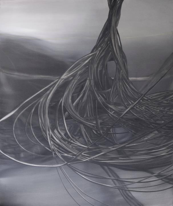 INTR #1 (2010), oil in canvas