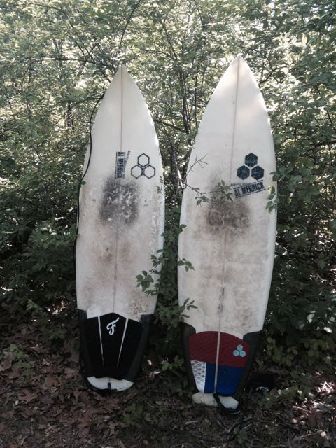 Channel Islands Surfboards for rent