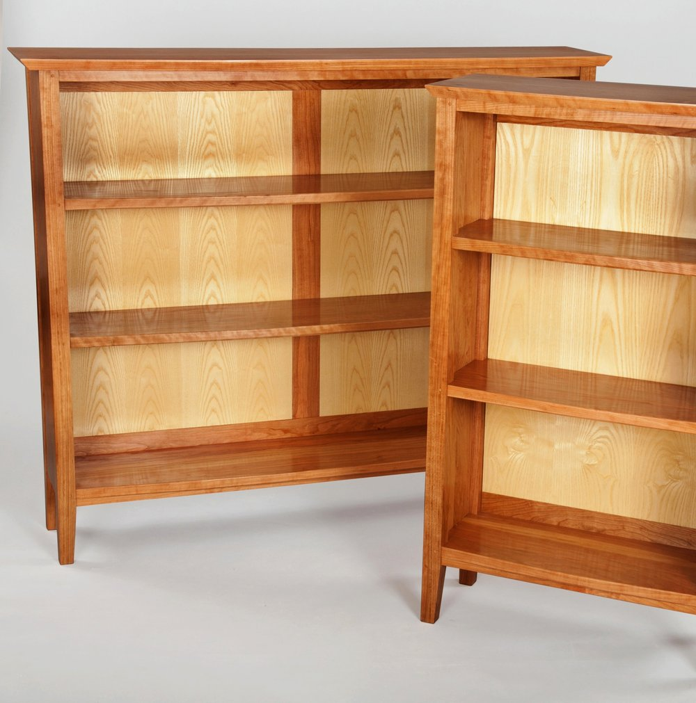 Pair of Bookcases.