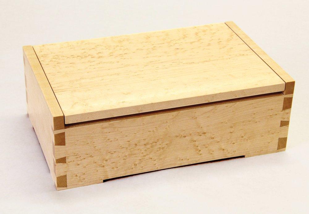 Keepsake Box.