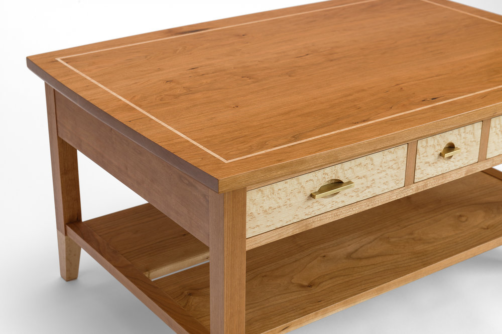 Ritter Kin Coffee Table.