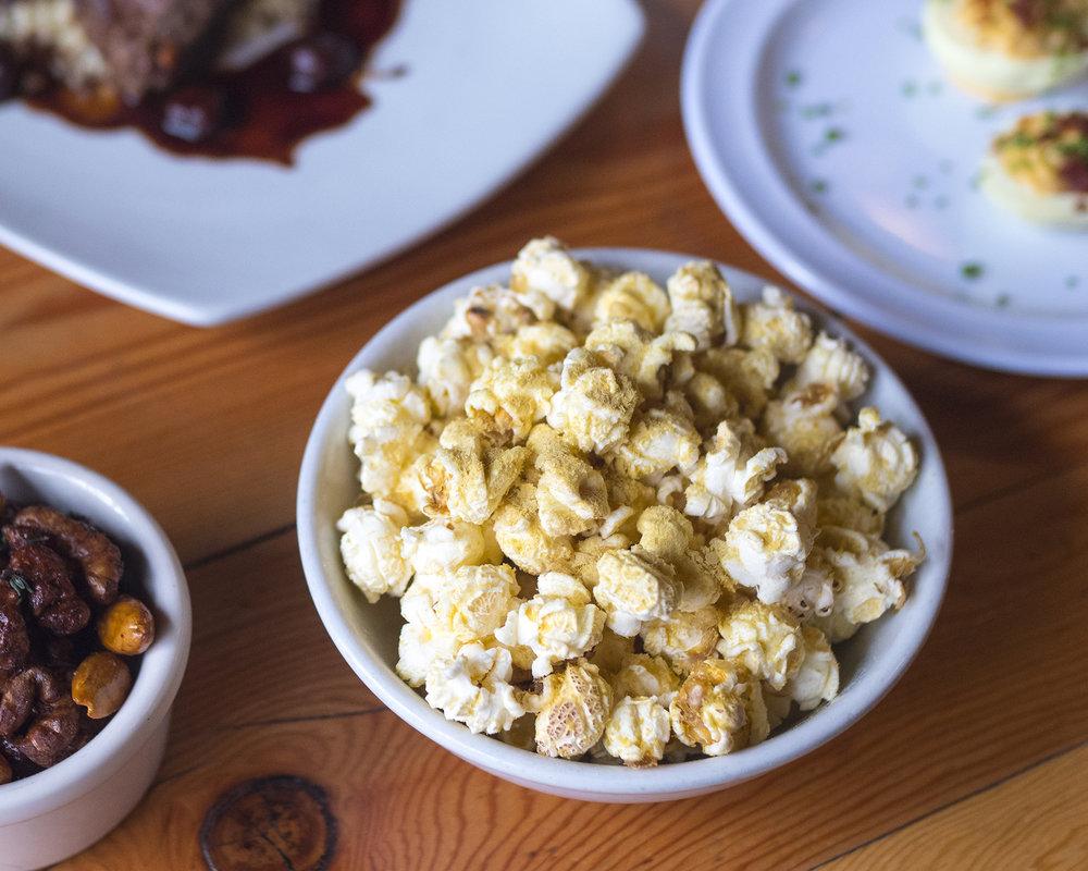 Duck Fat Popcorn, back by popular demand.