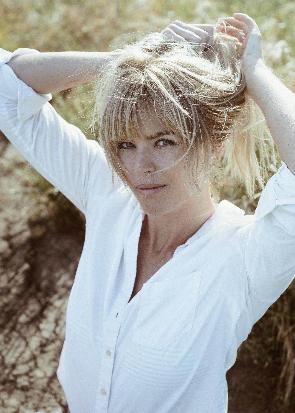 Santa Barbara Model Headshot Photographer Miranda Kelton Photography