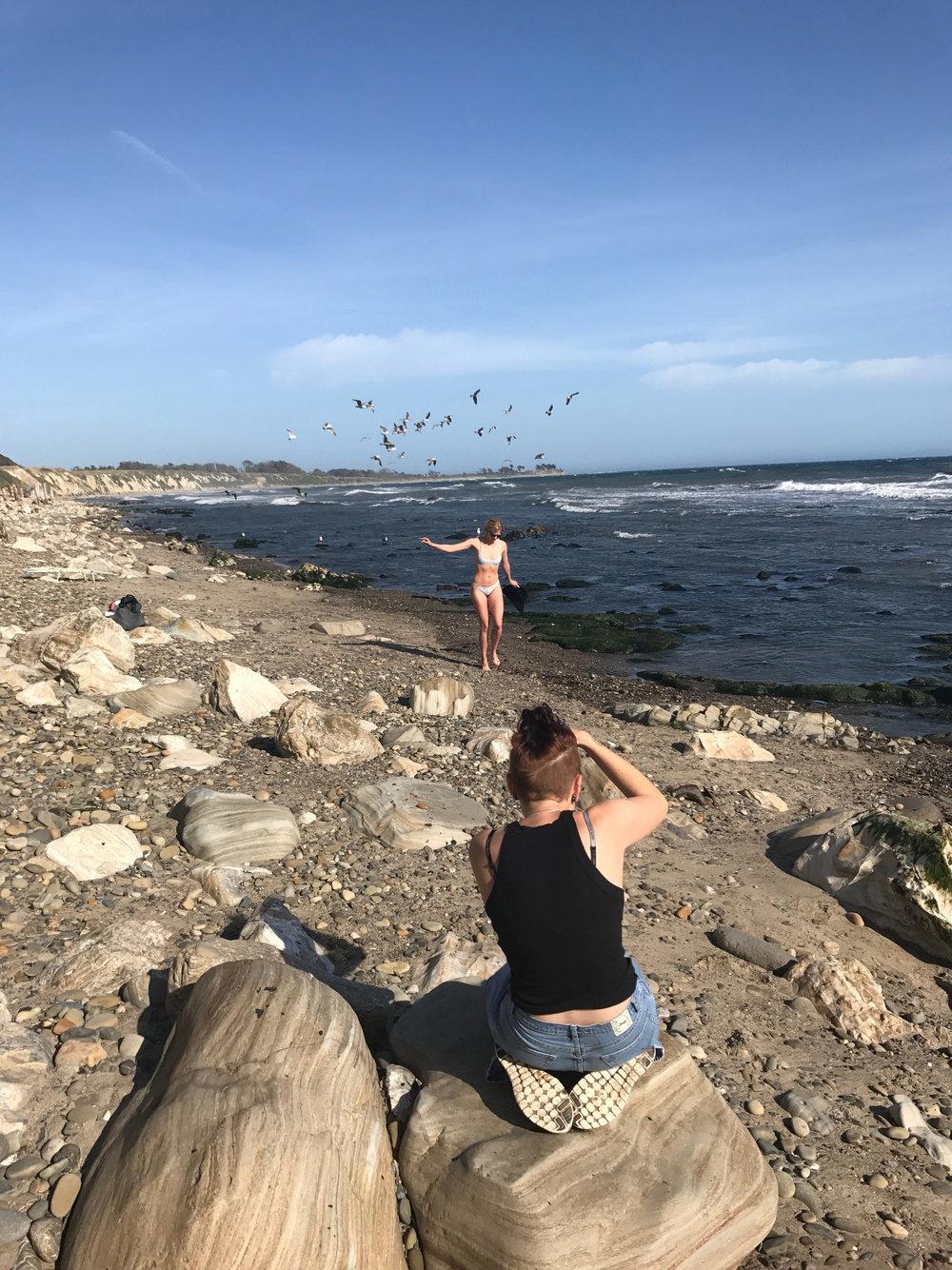 Goleta California Santa Barbara Photographer Swimwear Model Miranda Kelton.jpeg