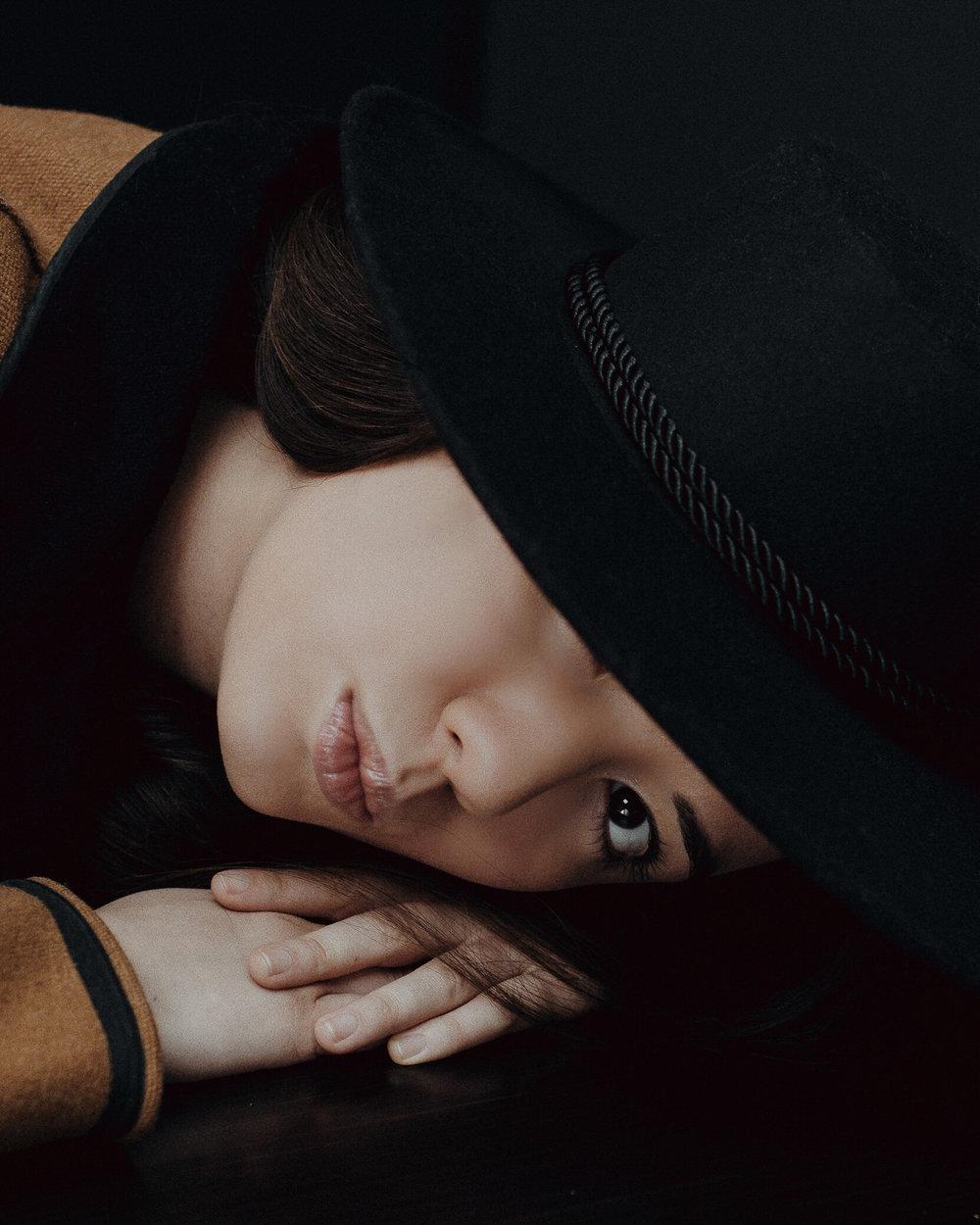 portland editorial fashion portrait photographer miranda kelton photography
