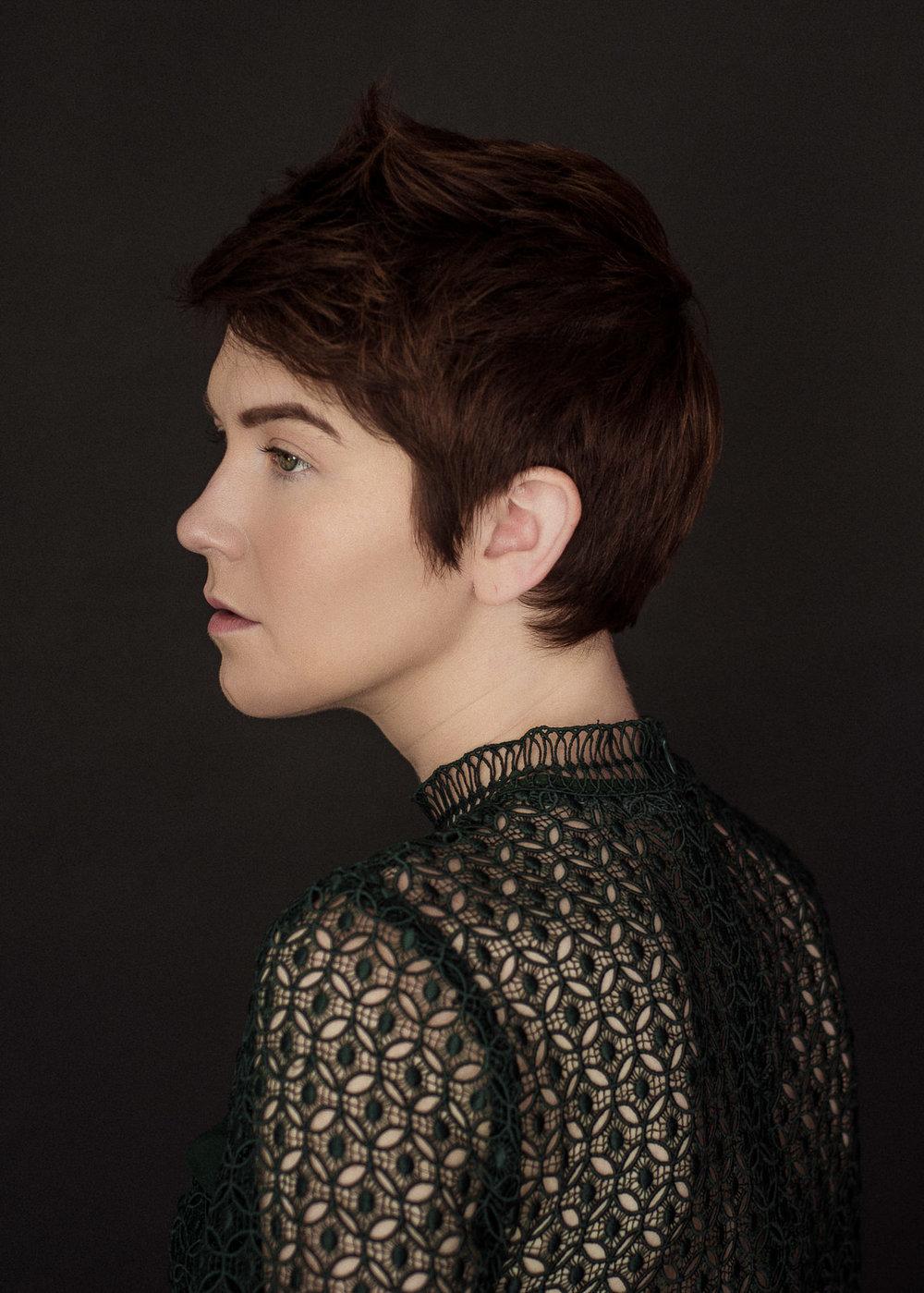 Los Angeles Actor Headshot Hayley O Connor Portrait Miranda Kelton Photography