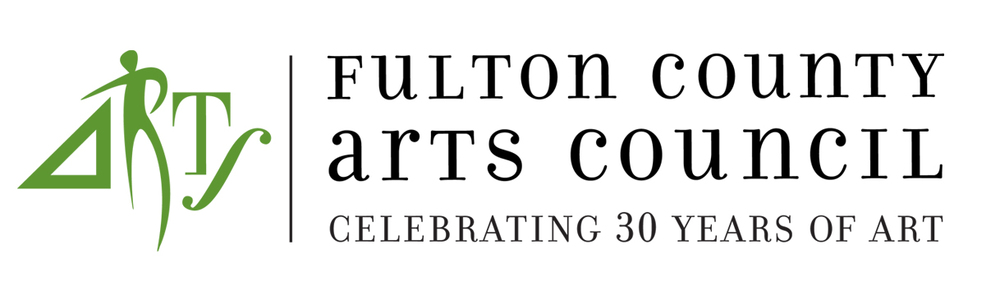 Funding for this program is provided by the Fulton County Board of Commissioners under the guidance of the Fulton County Arts Council.