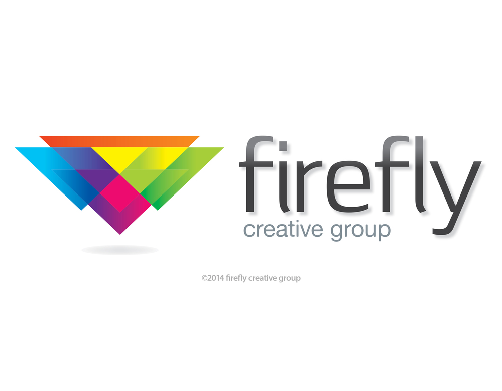 Firefly Creative Group Logo Design